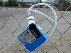 Air monitoring - FISC sit